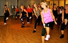 Zumbaweekend på Selma Spa
